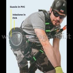 Ginocchiere protettive professionali Issa Line