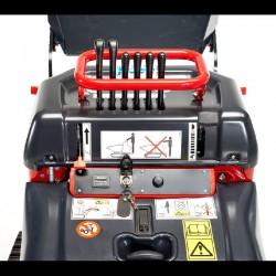 Minidumper Hinowa HS701 - Autocaricante Diesel