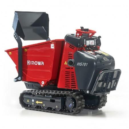 Minidumper Hinowa HS701 - Autocaricante a benzina