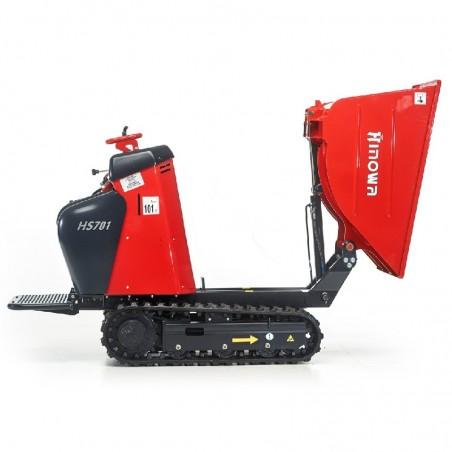 Minidumper Hinowa HS701 - Edile a benzina