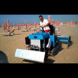 Puliscispiaggia Speed Tapiro 180 CFC
