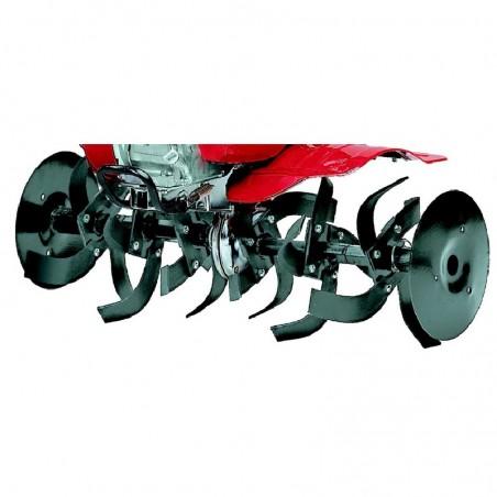 Coppia frese a tre elementi con dischi Honda