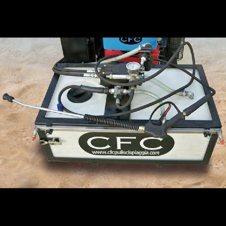 Sanificatore per puliscispiaggia CFC