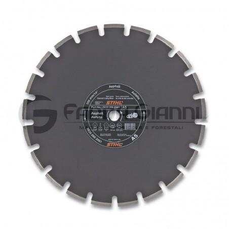 Disco da taglio diamantato per asfalto D-A80 Stihl