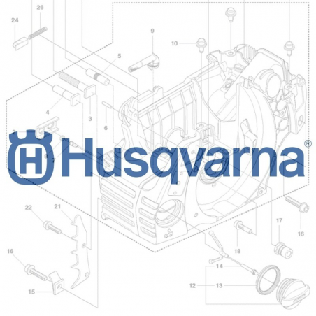 Ricambi Husqvarna