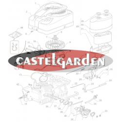 Ricambi Castelgarden
