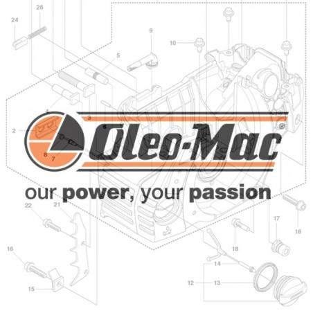 Ricambi Oleo-Mac