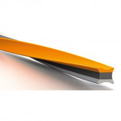 Bobina di filo high tech per taglio CF3 Pro - 2,4 mm a croce