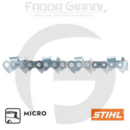 "Catena Stihl Micro - 0.325"" - 1,6 mm - 74 maglie, per spranga da 45 cm"