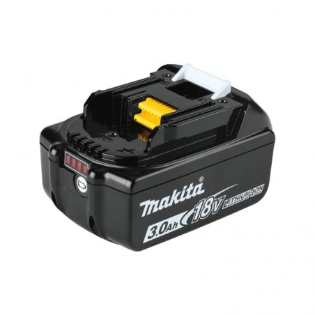 Batteria Makita BL1830B da 18V 3,0 Ah