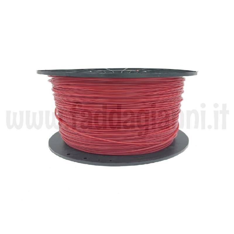 Filo J-Red Jonsered in bobina da 132 m