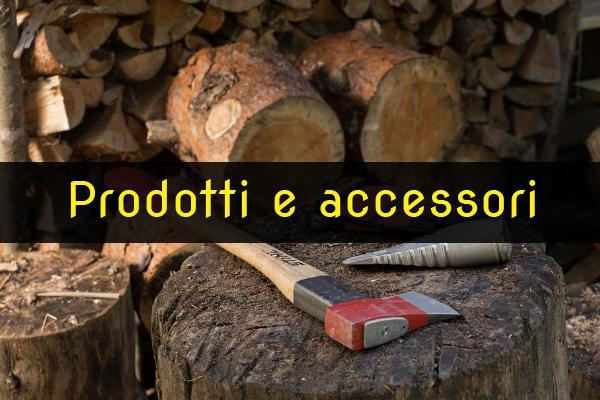 prodotti e accessori
